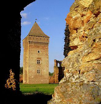 Vojvodina - Bač Fortress