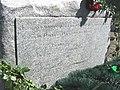Братська могила радянських воїнів, серед яких похований Титов О. С. - генерал майор, с. Титове, Більмацький район, Запорізька обл.jpg