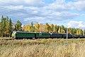 ВЛ10К-950, Россия, Челябинская область, перегон Сулея - Кукшик (Trainpix 176770).jpg