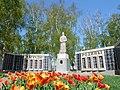 Г. Грайворон, Белгородская обл. Мемориал Славы, памятник воинам Революционного полка.JPG