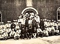 "Дружество ""Македонски юнак"", Дупница 1908 г. на събор в Горна Джумая.jpg"