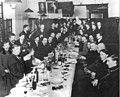 ИАХ. Вечеринка в мастерской В. Е. Савинского (1913).jpg