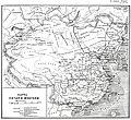 Карта к статье «Китай». Военная энциклопедия Сытина (Санкт-Петербург, 1911-1915).jpg