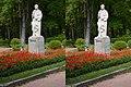 Кисловодск. Памятник Пушкину (X-3D stereo). 22-09-2010г. - panoramio.jpg