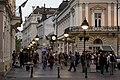 Кнез Михаилова улица, код Градске библиотеке, Београд.jpg