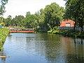 Кронштадт. Кронверкский канал у Цитадельского шоссе02.jpg