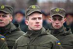 Курсанти факультету підготовки фахівців для Національної гвардії України отримали погони 9632 (25548022563).jpg