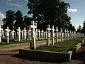 Могили воїнів польських легіонерів (Рівне).JPG