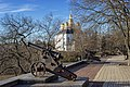 Пушка на Валу Чернигов Декабрь 2015 Фото 2.jpg