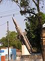 Ракета ЗРК 2К11 Круг в Донецке 016.jpg