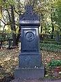 Санкт-Петербург, Тихвинское кладбище, могила М.И. Глинки.JPG