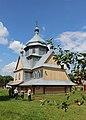 Церква св. Арх. Михаїла в Ціневі (липень 2019 р.).jpg
