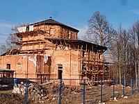 Церковь архангела Михаила, связанная с именем поэта А.А.Блока, октябрь 2014 год.jpg