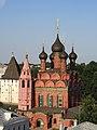 Ярославль (Россия) - храм у моста через реку Которосль - panoramio.jpg
