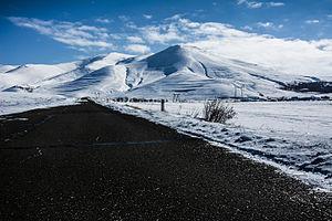 Kotayk Province - Mount Hatis (2528 m.)