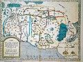 אהרן בן חיים. 1836. מפת גבולי ארץ הצבי. התרס.jpg
