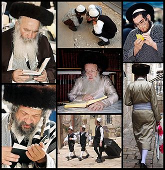 Haredi Judaism - Styles of Haredi dress