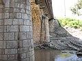 עמודי הגשר התורכי בצומת העמקים.JPG