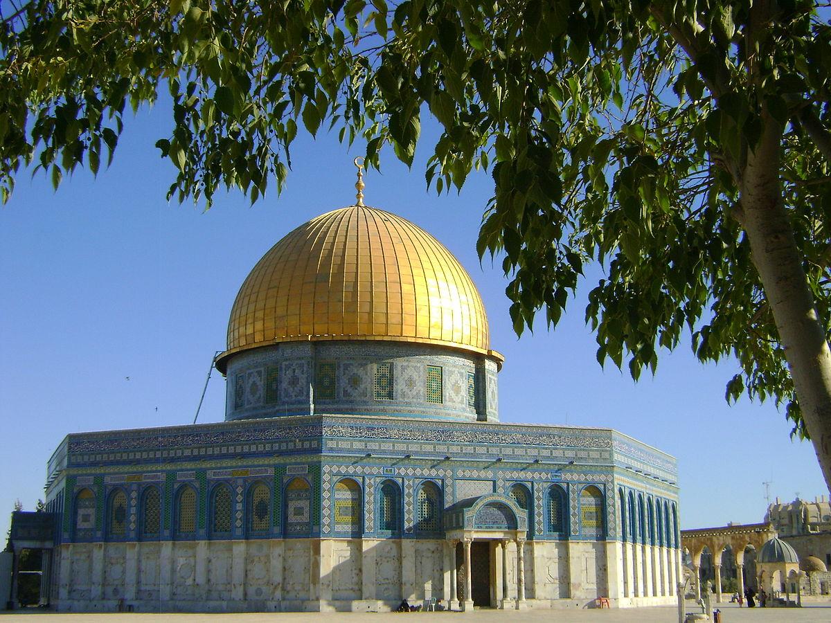 مسجد قبة الصخره - ويكيبيديا