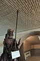 مجسمه سرباز هخامنشی که از زمان پهلوی در موزه به جای مانده است (Immortals (Achaemenid Empire)).jpg