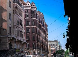 Downtown Cairo - Shurbagi building