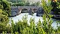 نمای روبرویی از پل زمانخان تابستان 1392.jpg