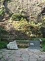 大红袍 - Dahongpao(Big Red Robe Tea) on the Cliff - 2010.09 - panoramio.jpg