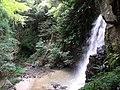 岩尾の滝 上から - panoramio.jpg