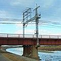 石川橋梁 近鉄南大阪線 2012.2.12 - panoramio.jpg