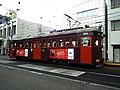 阪堺電車モ164号(文豪ストレイドッグスラッピング).jpg