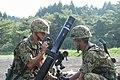 81mm迫撃砲L16(射撃野営訓練・第33普通科連隊).jpg
