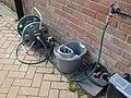 -2020-06-13 Outdoor water hose reel, Trimingham, Norfolk.JPG