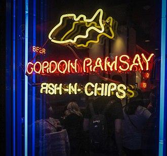 Gordon Ramsay - Image: 65 Gordon Ramsay, Las Vegas (30986214896)