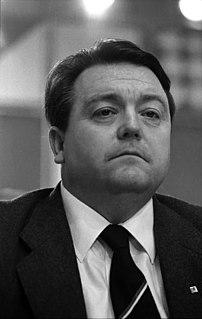 Holger Börner German politician (SPD)
