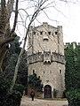 002 Castell de Santa Florentina (Canet de Mar), ala sud-est.JPG