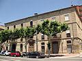 010 Antics pavellons militars de la plaça del Carme, banda nord.jpg