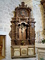 07 Olmos Peñafiel iglesia Santa Engracia retablo lateral Ni.JPG