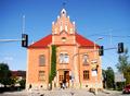 09835 Jordanów Marktplatz-Rathaus, 2011.png