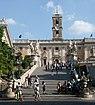 Der Senatorenpalast, wo die Römischen Verträge unterzeichnet wurden