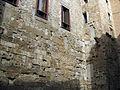 108 Muralla romana darrere el Pati Llimona.jpg