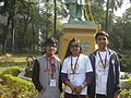 10th Anniversary Celebration of Bengali Wikipedia in Jadavpur University, Kolkata, 9-10 January, 2015 47.JPG
