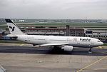 113cp - Iran Air Airbus A300-605R, EP-IBB@FRA,20.10.2000 - Flickr - Aero Icarus.jpg