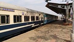 Dadar Central–Jalna Jan Shatabdi Express - Wikiwand