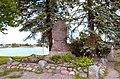 123. Шлиссельбург. Крепость Орешек. Памятник революционерам.JPG