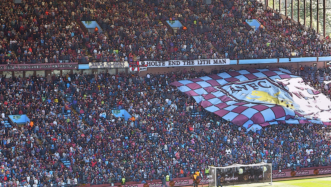Holte end астон вилла
