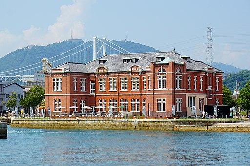 140721 Former Moji Customs Kitakyushu Japan04n