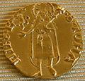 1411 secondo semestre, fiorino d'oro XVII serie con scimmietta.JPG
