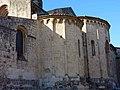 145 Monestir de Sant Cugat del Vallès, capçalera.JPG