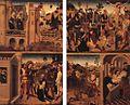 15th-century unknown painters - St George Altarpiece (detail) - WGA23740.jpg