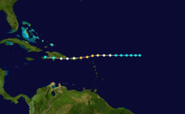 1867 Atlantic hurricane 9 track.png